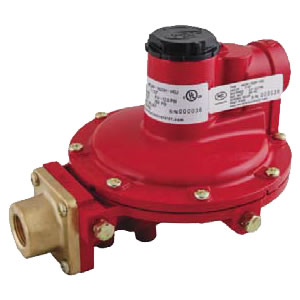 2,750,000 btu First Stage Propane Regulator