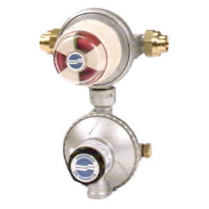 400,000 btu Automatic Changeover Propane Regulator