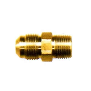 Male Pipe Thread X Male Flare Coupler