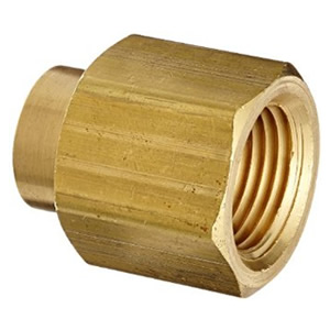 Female Pipe Thread Reducing Coupler